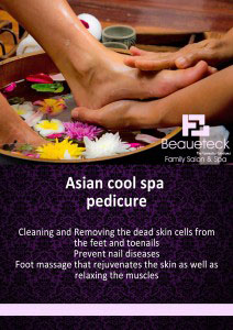 pedicure in coimbatore